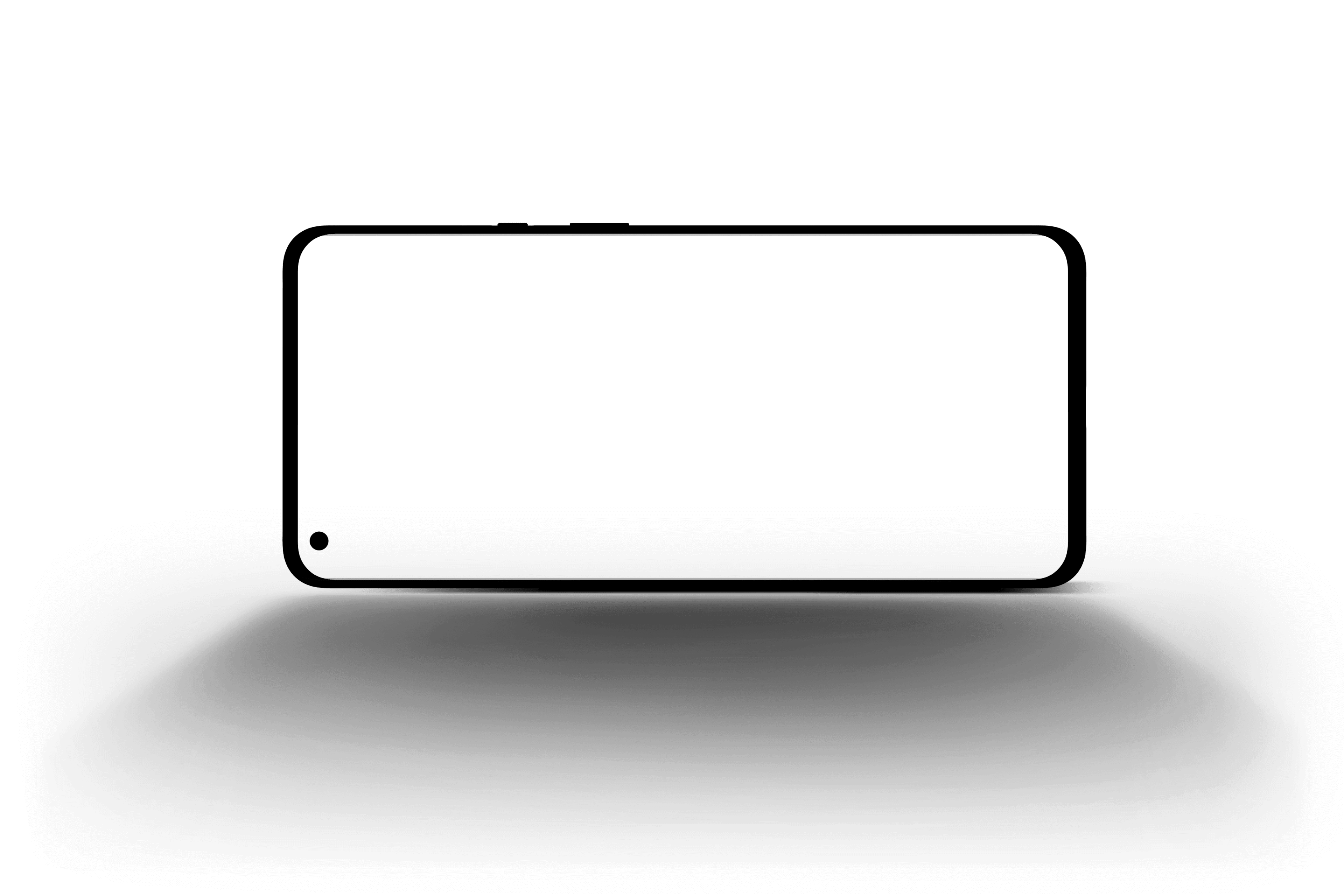 横板手机框
